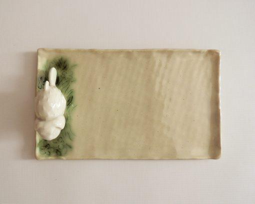 bandeja artesania ceramica