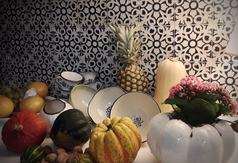 Sobre el otoño y la crema de calabaza, por Kika