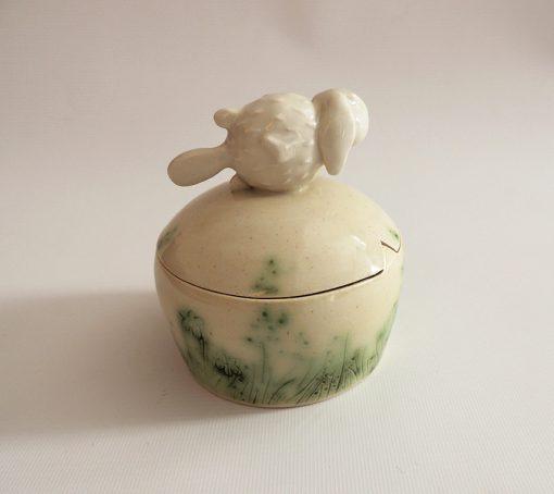 azucarero artesania ceramica