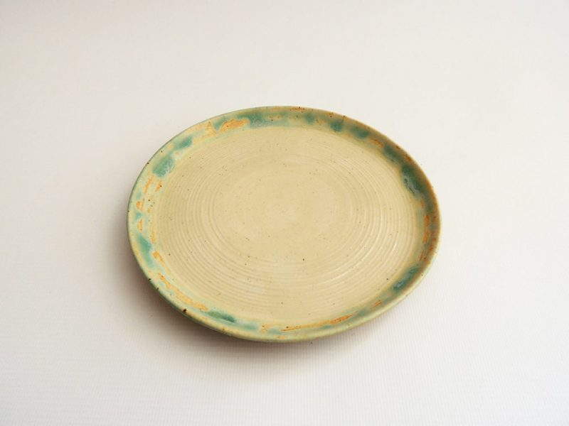 plato ceramica restaurante