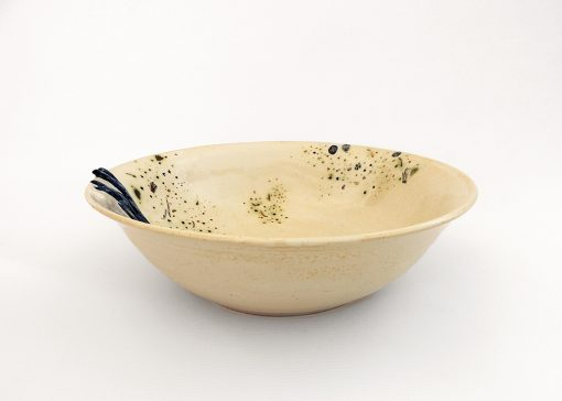 fuente ceramica decorativa marina