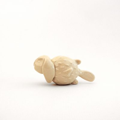 figura ceramica globonejo