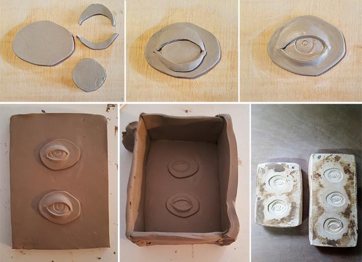 Elaboración molde para cerámica