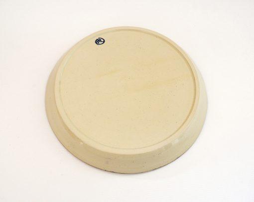 plato artesania ceramica