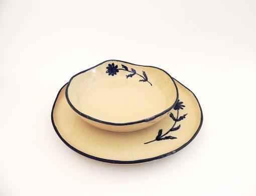 vajilla artesania ceramica