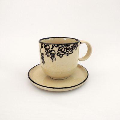 taza artesania ceramica