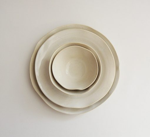 vajilla artesanal ceramica