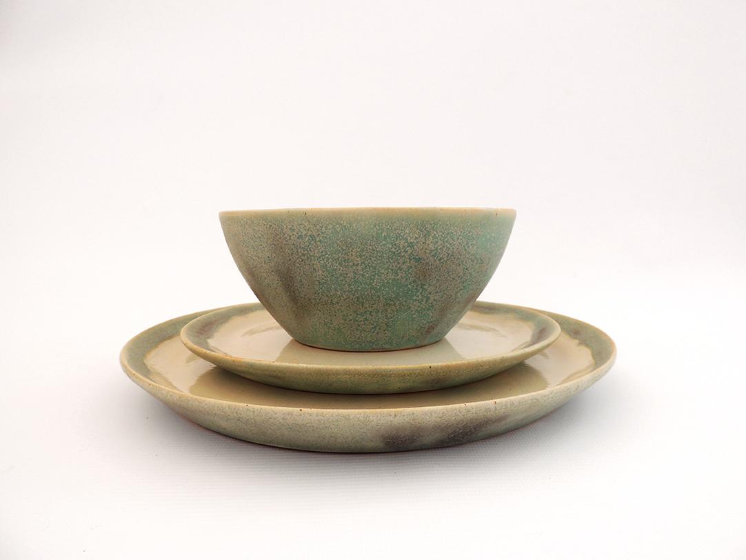 Cuenco de sopa nube mar a monasterio cer mica - Vajilla ceramica artesanal ...